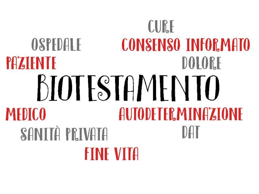 Biotestamento: entrata in vigore il 31 gennaio
