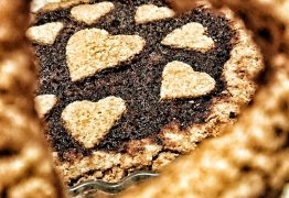 A San Valentino un cuore in crostata