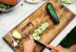 Zucchine è ora: due ricette a modo mio