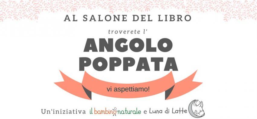 Angolo della Poppata al Salone del Libro