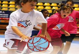 Ciao Sù, nuova linfa al basket femminile