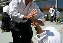 Aikido: mia figlia cresce con quest'arte