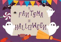 Fantasmino di Halloween in tutta casa