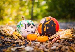 Halloween con tante crostatine