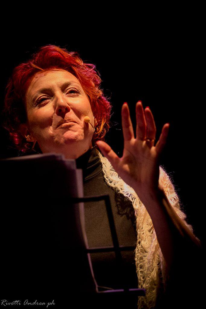 Eleonora frida mino un pomeriggio con lei e il suo teatro della legalit - Tre vite allo specchio ...