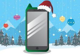 Cellulari out, almeno a Natale