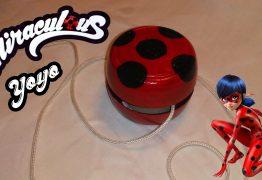 Carnevale con Lady Bug e il suo yoyo handmade