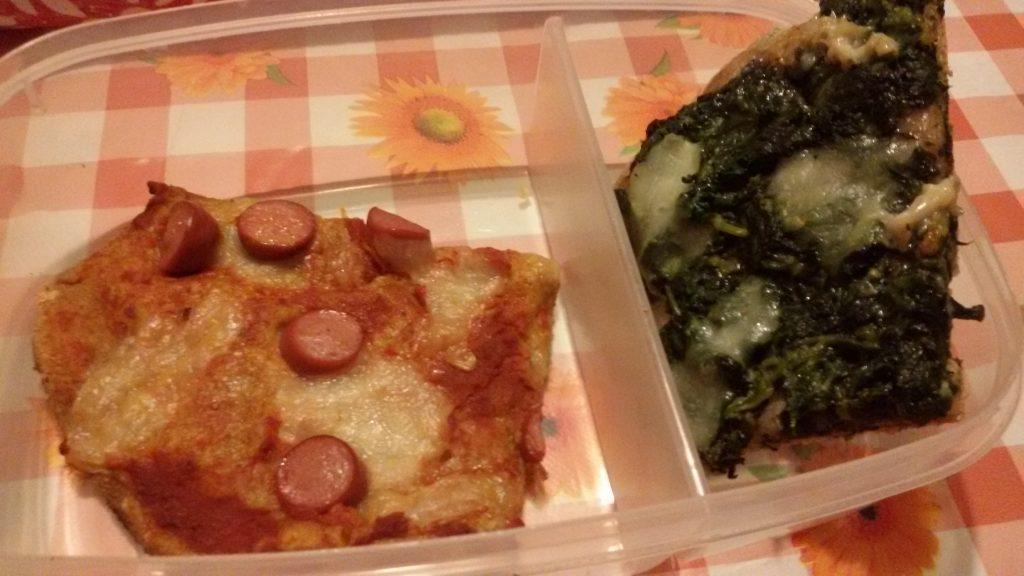 pasto da casa lunedì pizza