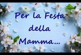 Festa della Mamma, Otto mamme si raccontano