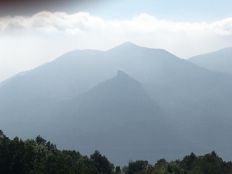 Gita in montagna rocca sella foto 04