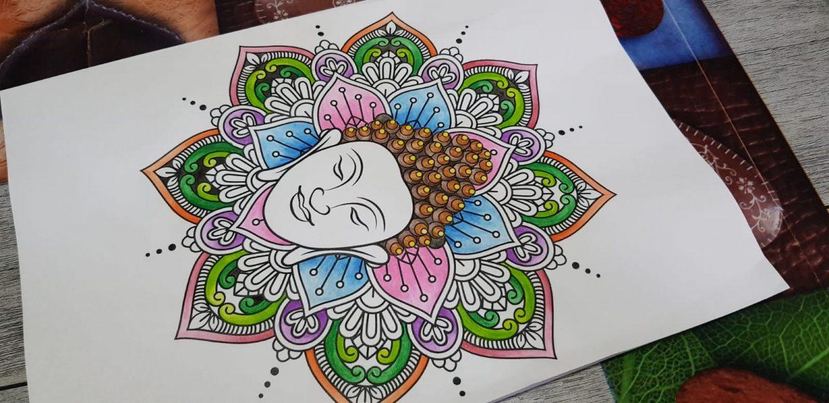 Colorare come terapia 1