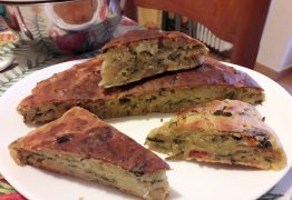 Torta minestrone: per bambini che odiano le verdure