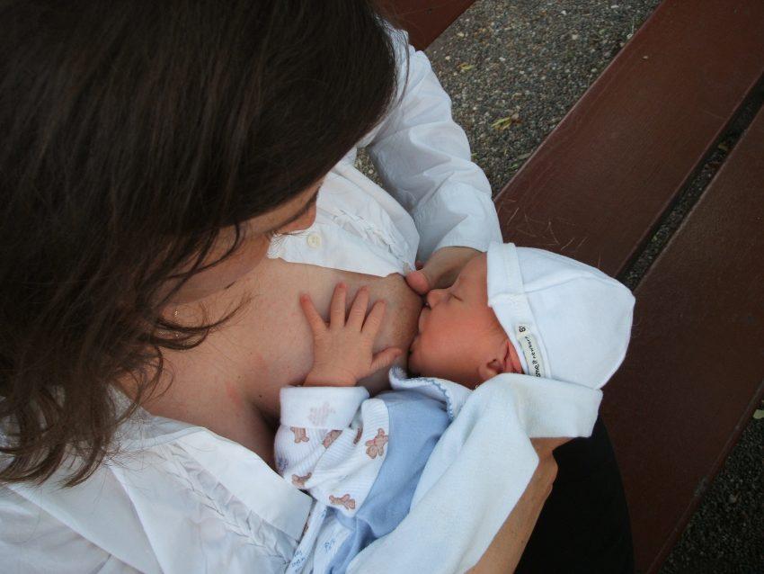 è possibile allattare