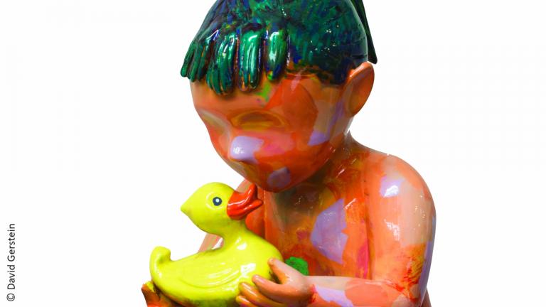 David-Gerstein-Bathing giornata infanzia