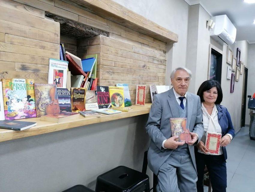 Due Scrittori, due Libri, due Cuori per parlare di Violenza
