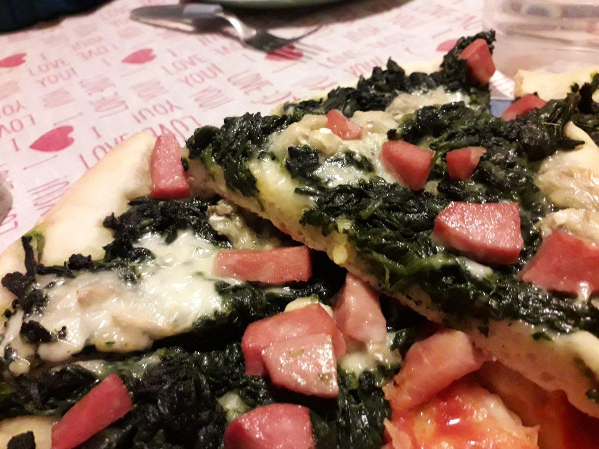 giornata mondiale della pizza: pizza elena
