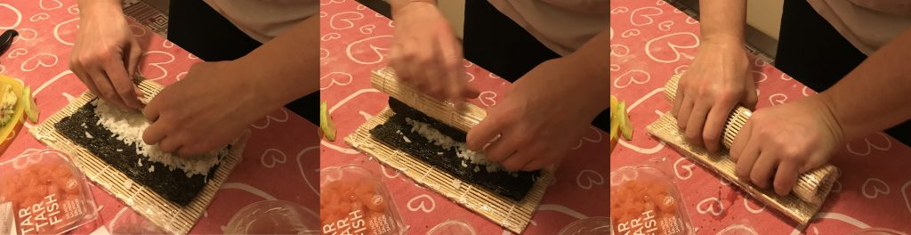 sushi fai da te 2