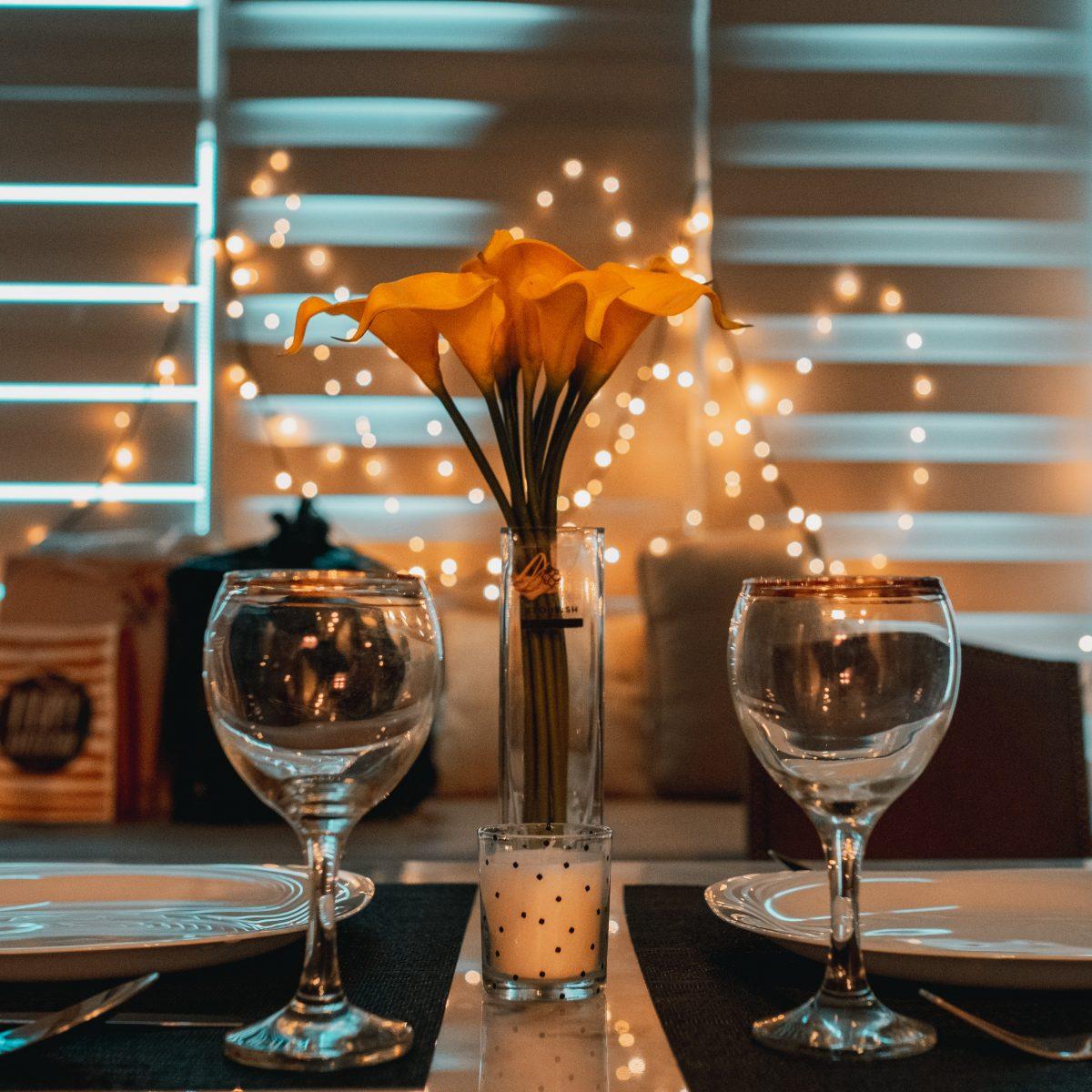 cena afrodisiaca san valentino