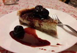 Cheesecake alla ricotta: compromesso leggero, ma gustoso