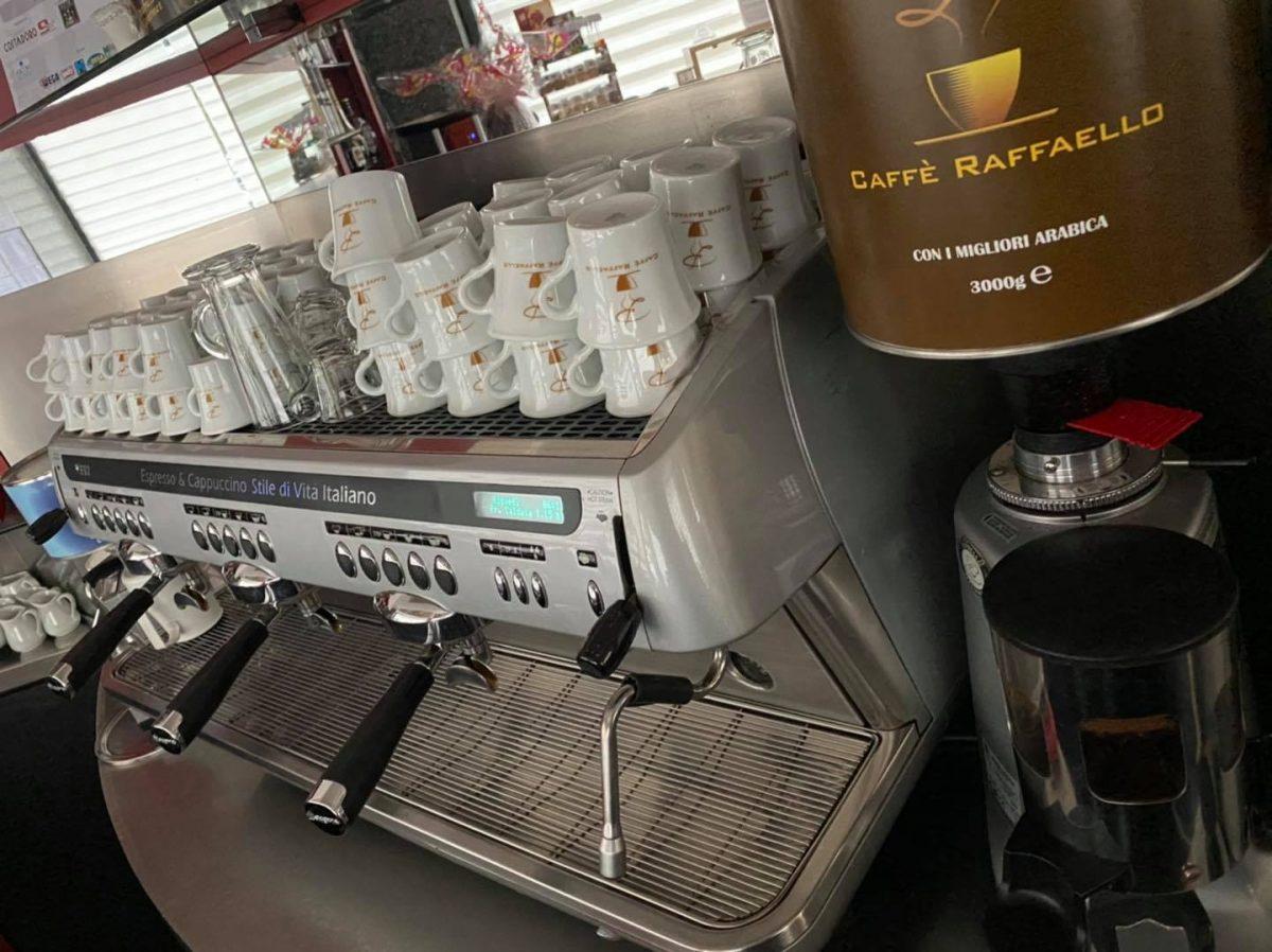 Take away al Caffè Raffaello