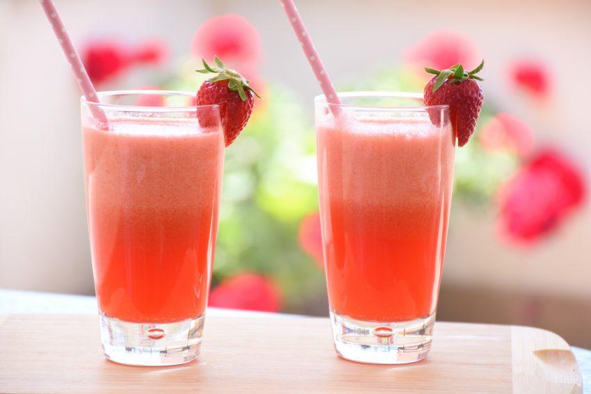 Bevande estive per bambini accattivanti e sane?
