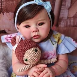 empatia gioco con le bambole
